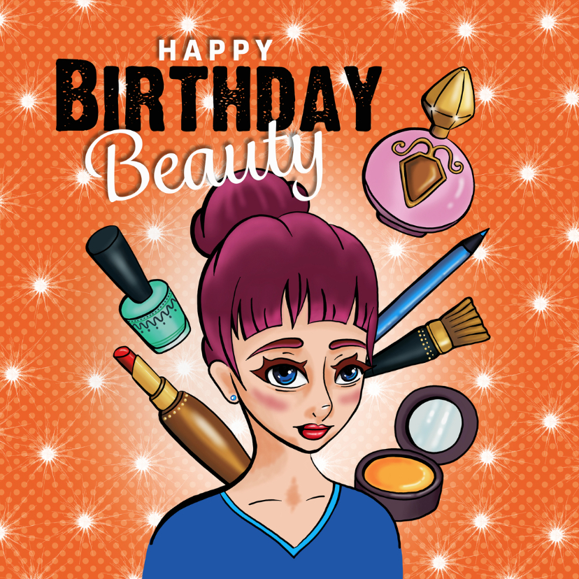 Verjaardag - Beauty