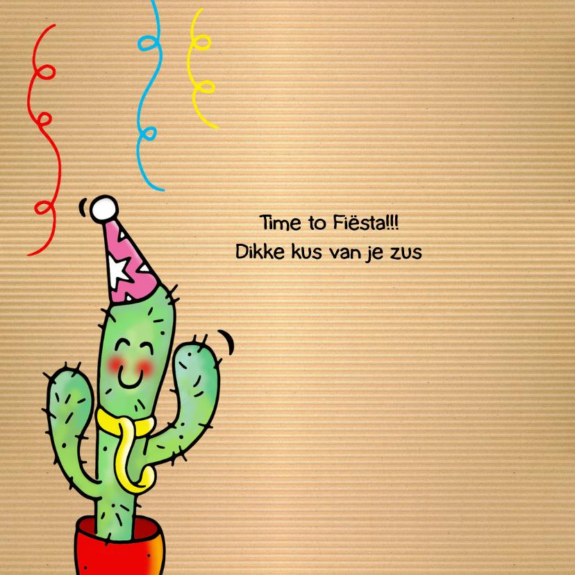 Verjaardag Cactus Fiësta 2