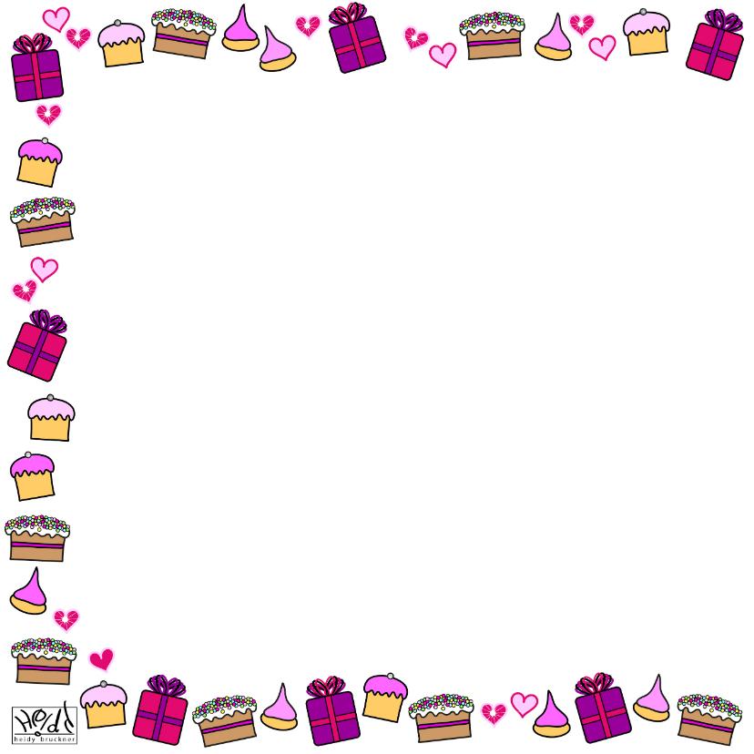 Verjaardag  cadeautjes cupcake 2