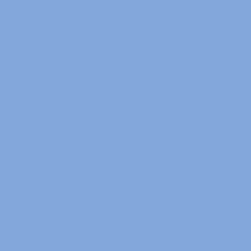 verjaardag driehoek blauw 2