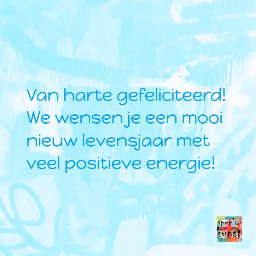 Verjaardag Energiek Leven IW  3