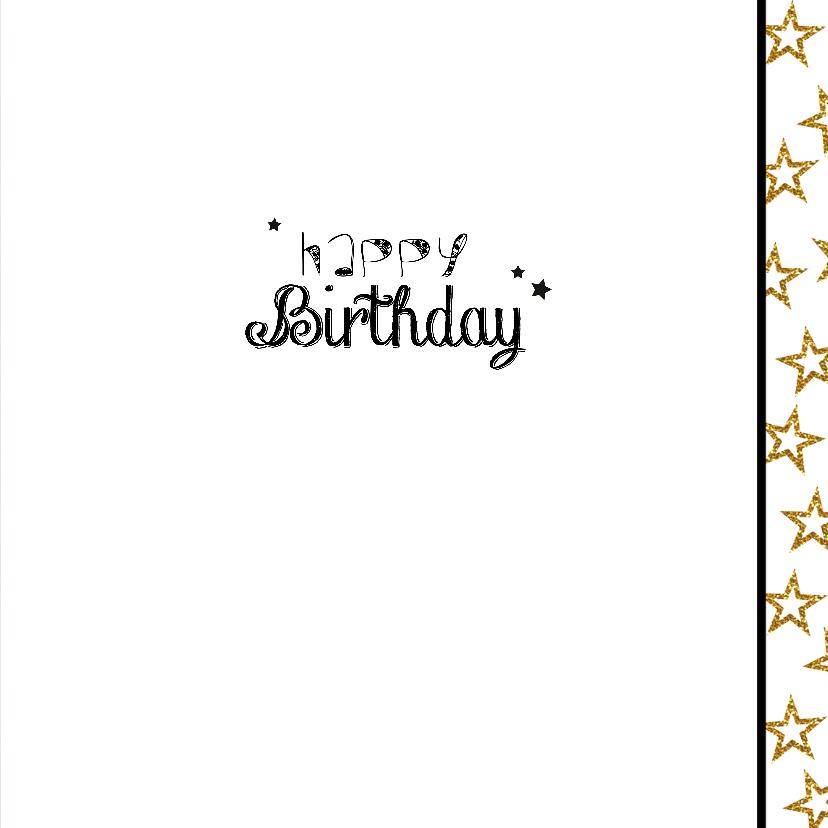 Verjaardag hip en glamour kaarsjes 3