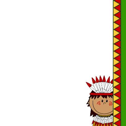 Verjaardag indiaan  3