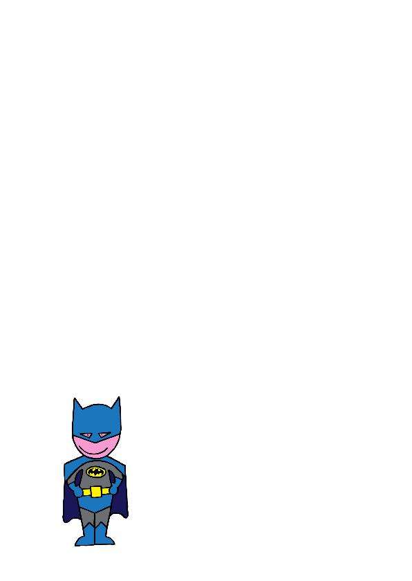 verjaardag jongen batman 2