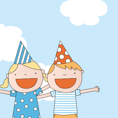 Verjaardag Kinderen Hoera 2