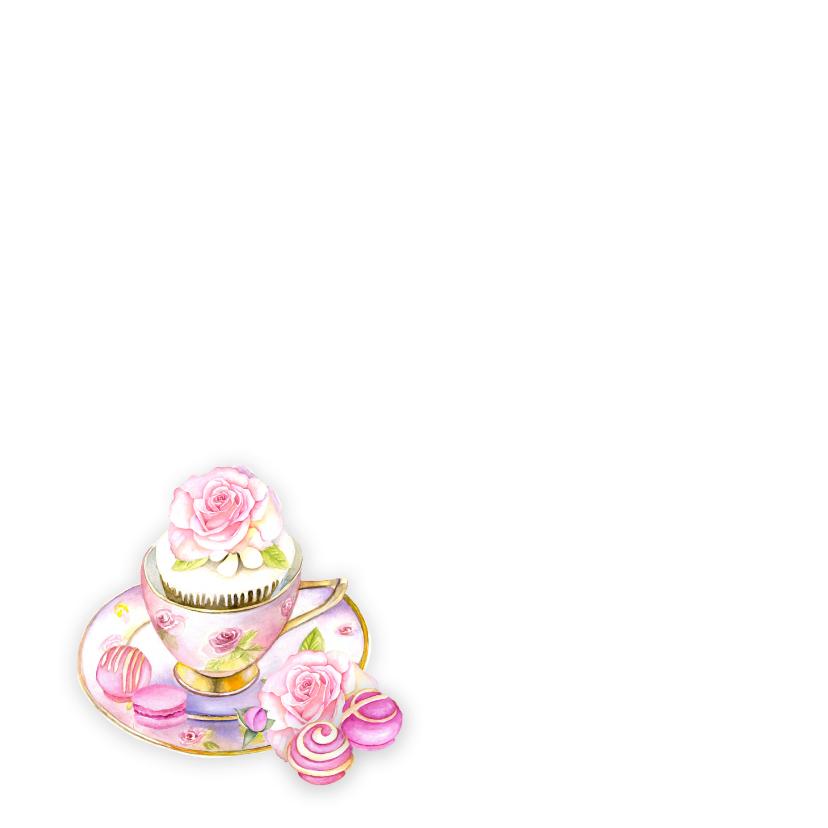 verjaardag kopje bloemen 2