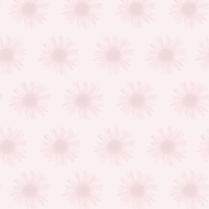 Verjaardag kristy's 1 bloem - RN 2