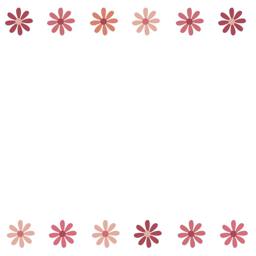 verjaardag leeftijd bloem 2