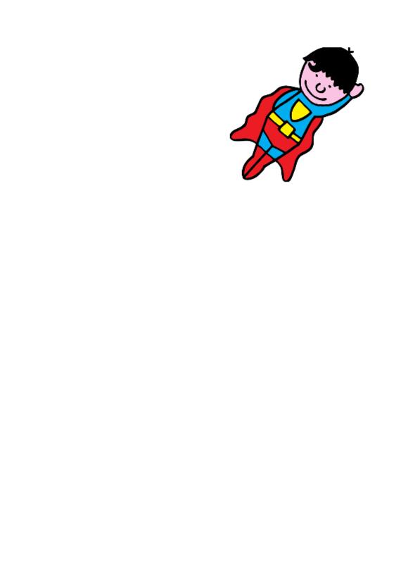 verjaardag - superman is jarig 3