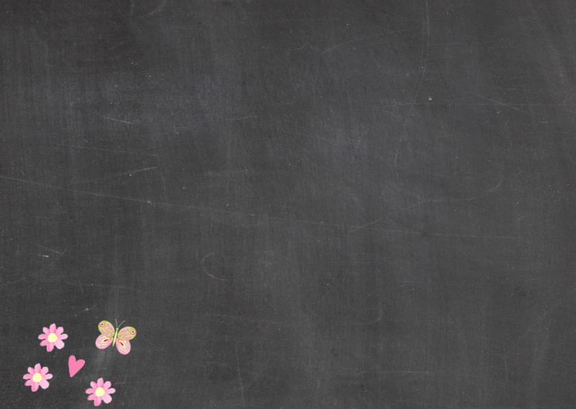 verjaardag taart schoolbord 3