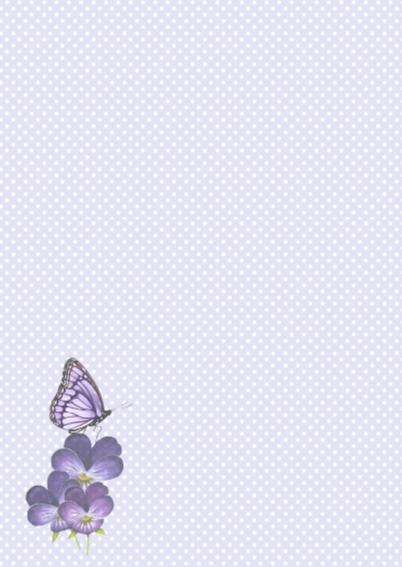 verjaardag viooltjes vaasje 2