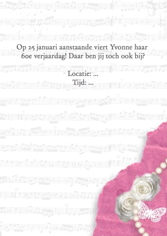 Verjaardagsfeest pink romance 3