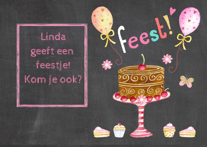 verjaardagsfeestje taartje  2