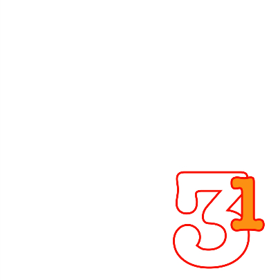 Verjaardagskaart 31 - OT 3