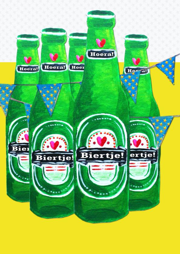 Verjaardagskaart Biertje PA 2
