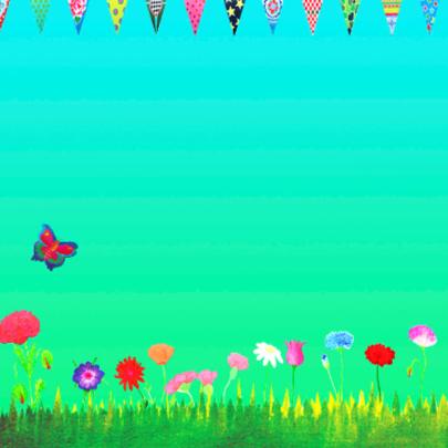 Verjaardagskaart Bloemenboom PA 2