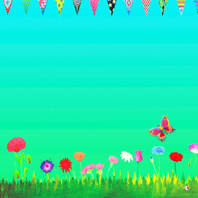 Verjaardagskaart Bloemenboom PA 3
