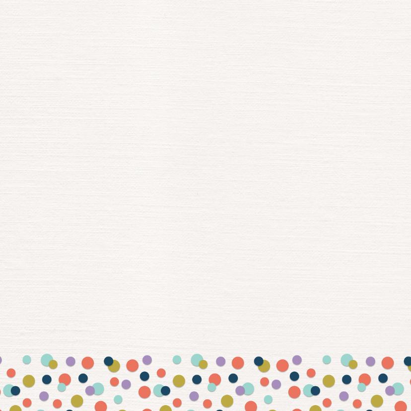 Verjaardagskaart Confetti-60 2
