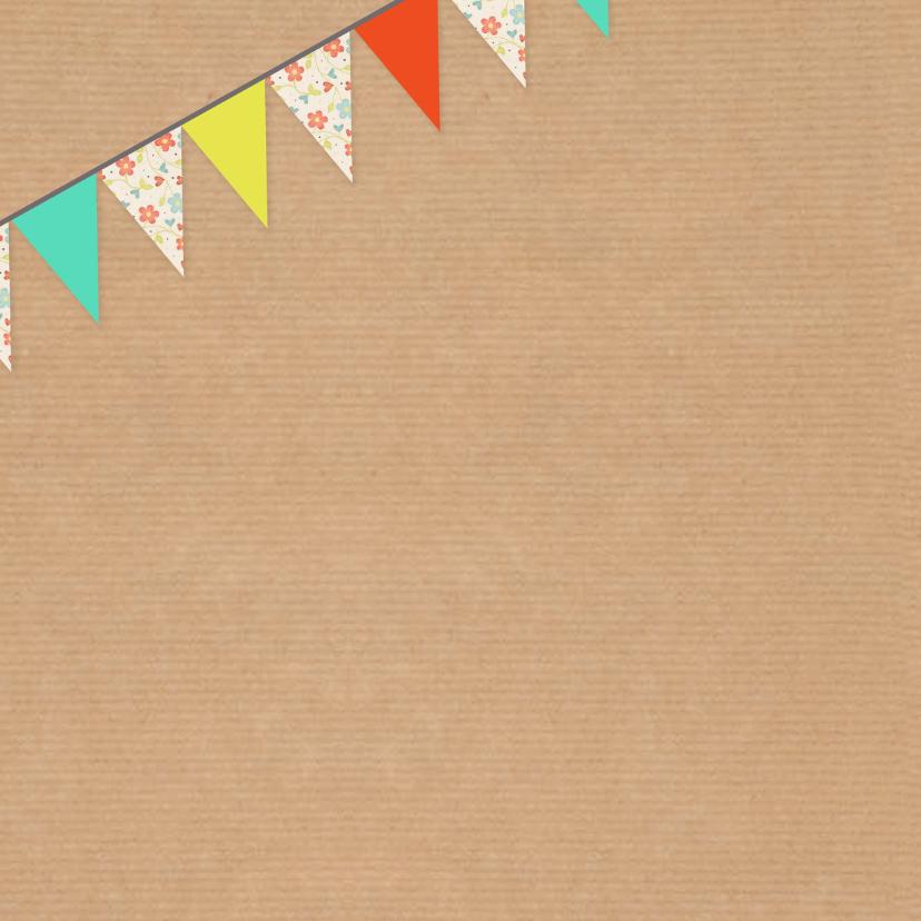 Verjaardagskaart kaarsjes - DH 2