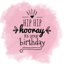 Verjaardagskaarten - Verjaardagskaart Kies een kleur