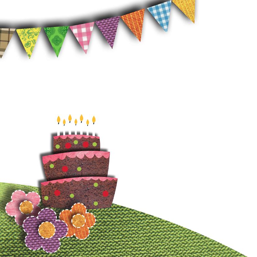 Verjaardagskaart - Kind 2 2