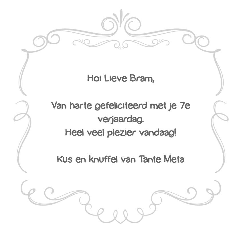 Verjaardagskaart - Kind 2 3