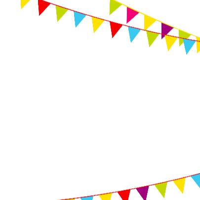 Verjaardagskaart met vlaggen 15 jaar 3