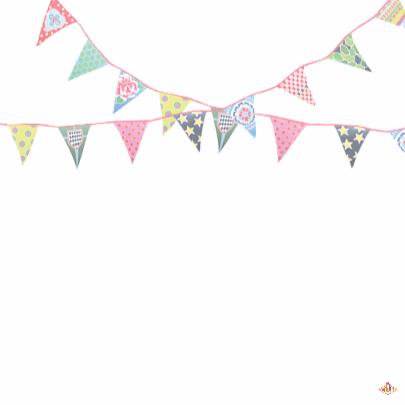 Verjaardagskaart Roze PA 3