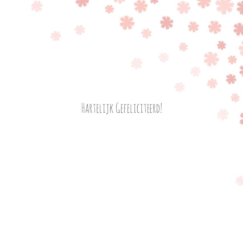 Verjaardagskaart unicorn fantasiewereld 3