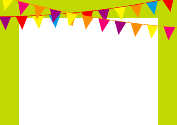 Verjaardagskaart Vlaggen 100 jaar 2