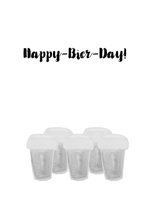 Verjaardagskaart WitBiertje PA 3