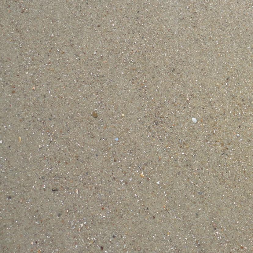 Verjaardagskaart Zeeuws strand 2