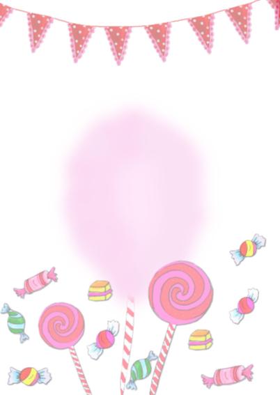 Verjaardagskaart Zoet PA 2