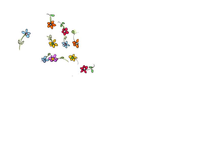Vespa Ape geel bloemen 2