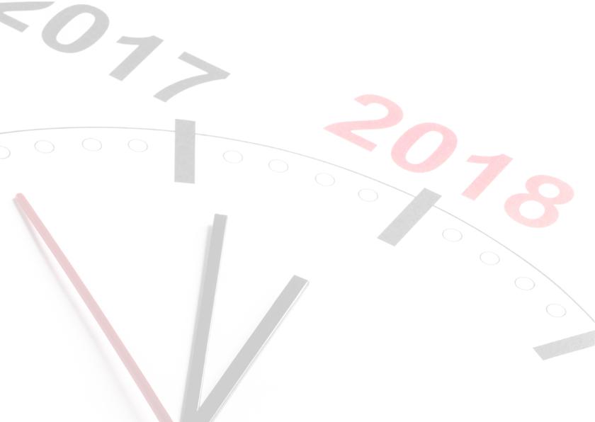 Vijf voor twaalf - bijna 2018 2