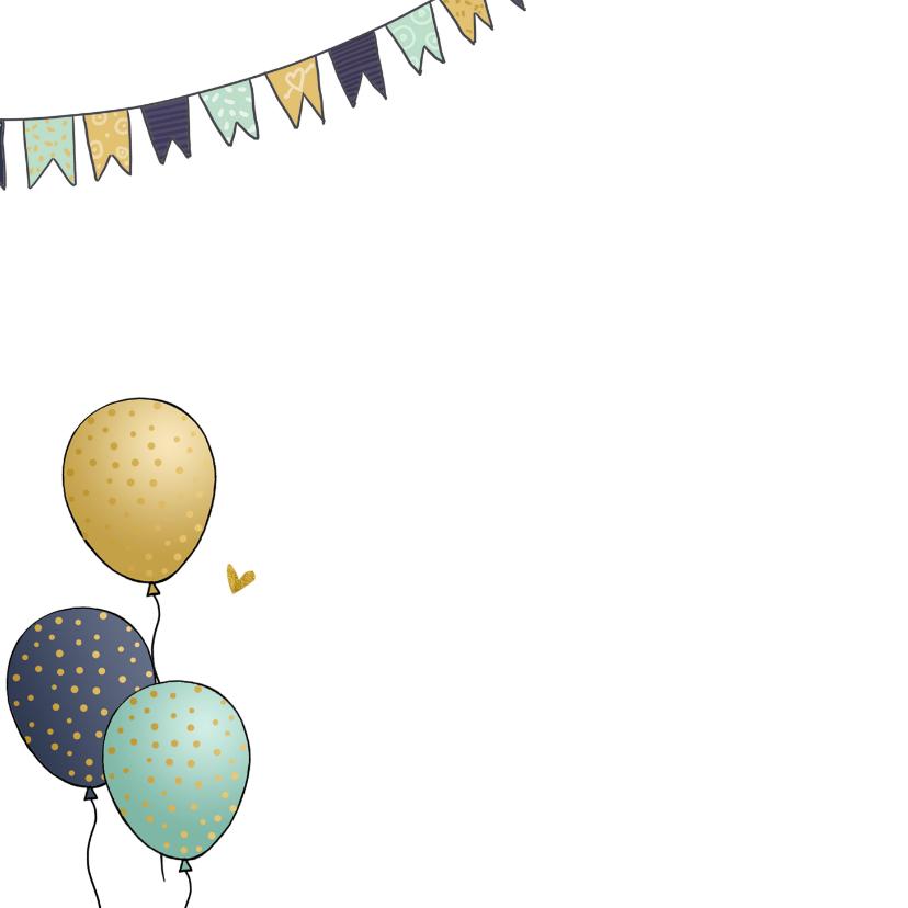 Vlaggetjes en ballonnen 2