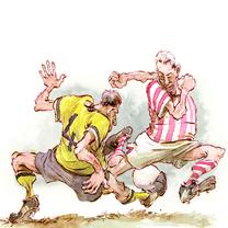 Zomaar kaarten - voetballen2