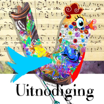 Uitnodigingen - Vogel uitnodiging2
