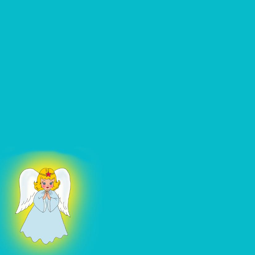 Vriendschapskaart Angel 2