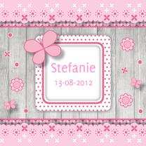 Geboortekaartjes - vrolijke geboortekaart 37