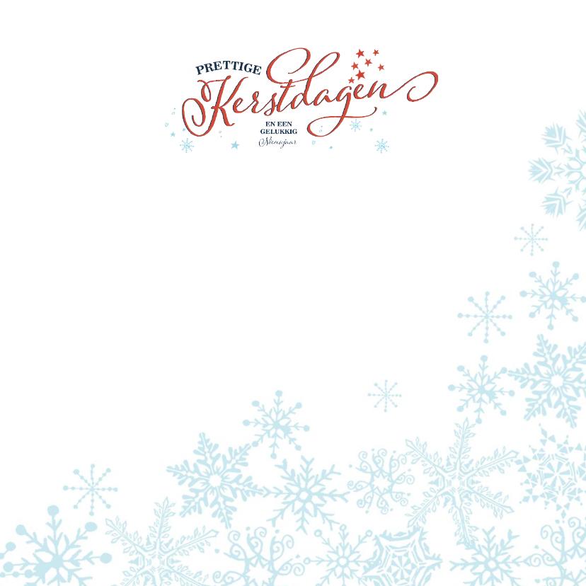 Winter Sneeuw kerstmis 3