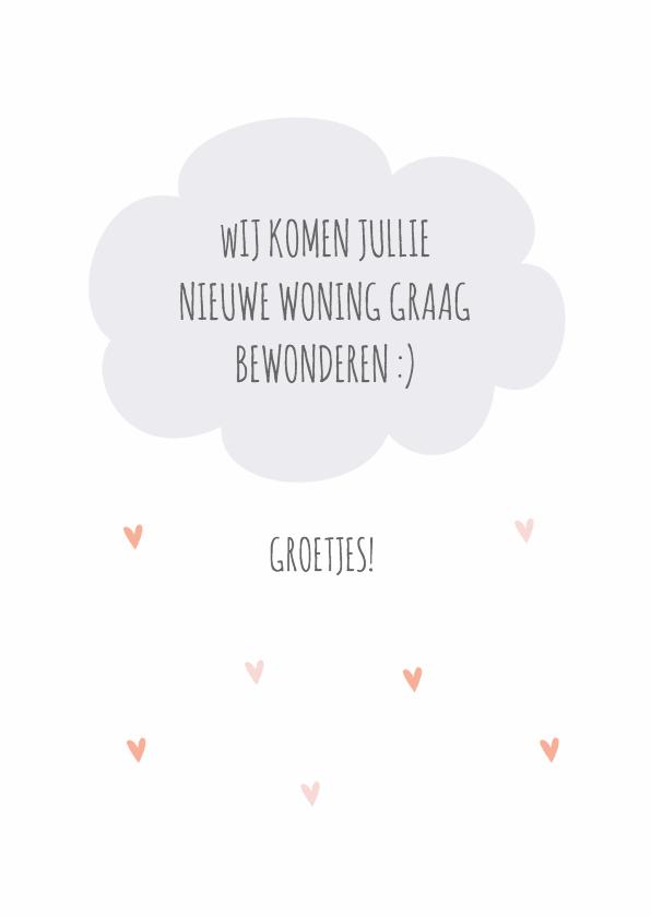 Woning | Wolkje & hartjes - KO 3