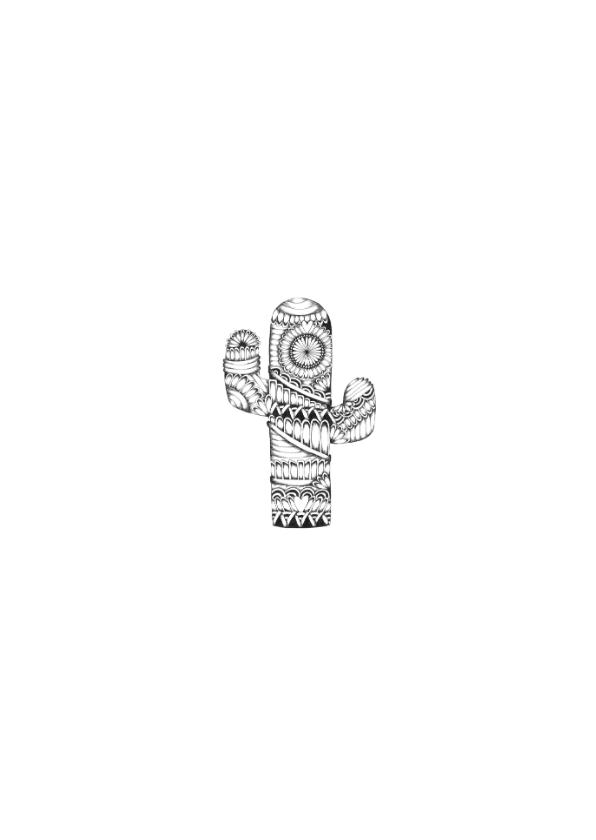 Woonkaart Cactus 2