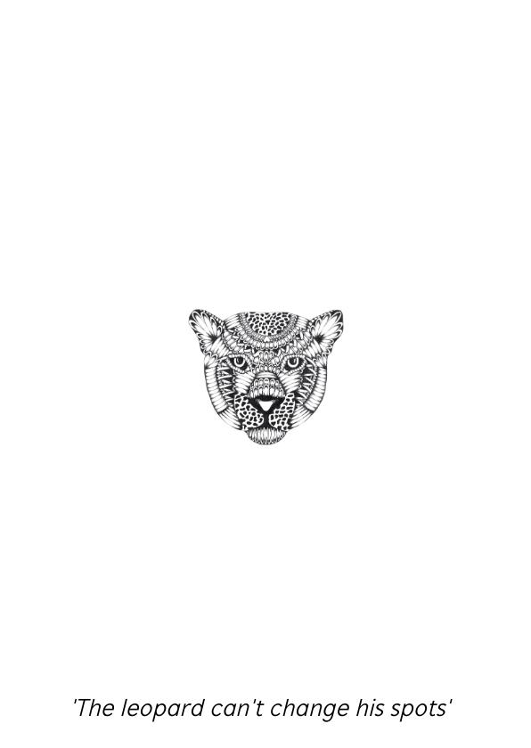Woonkaart Luipaard 2