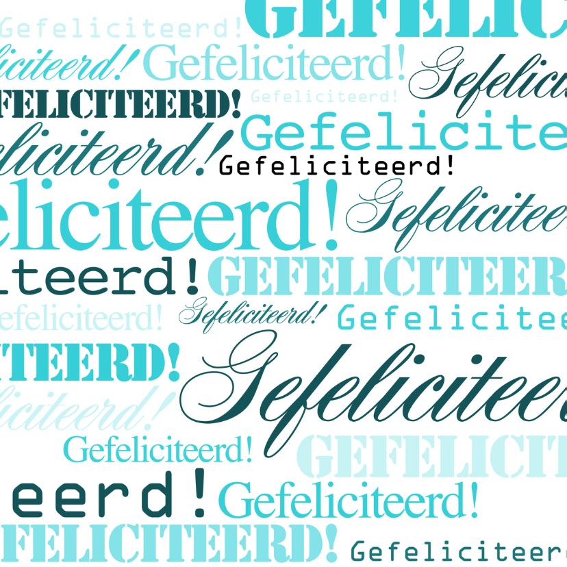 Woorden Aqua Gefeliciteerd! - BK 2