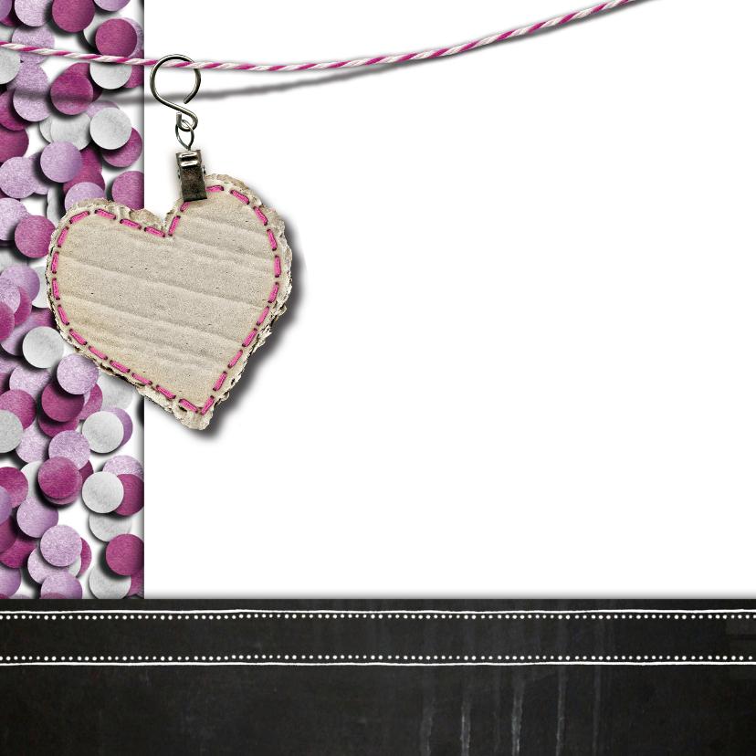 YVON geboorte confetti roze 2