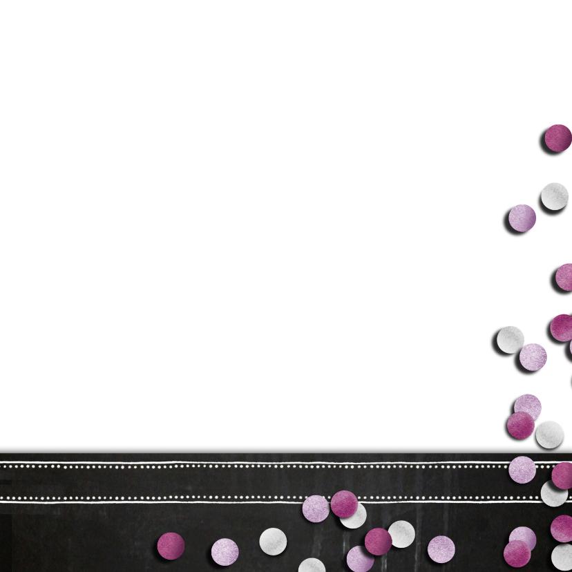 YVON geboorte confetti roze 3