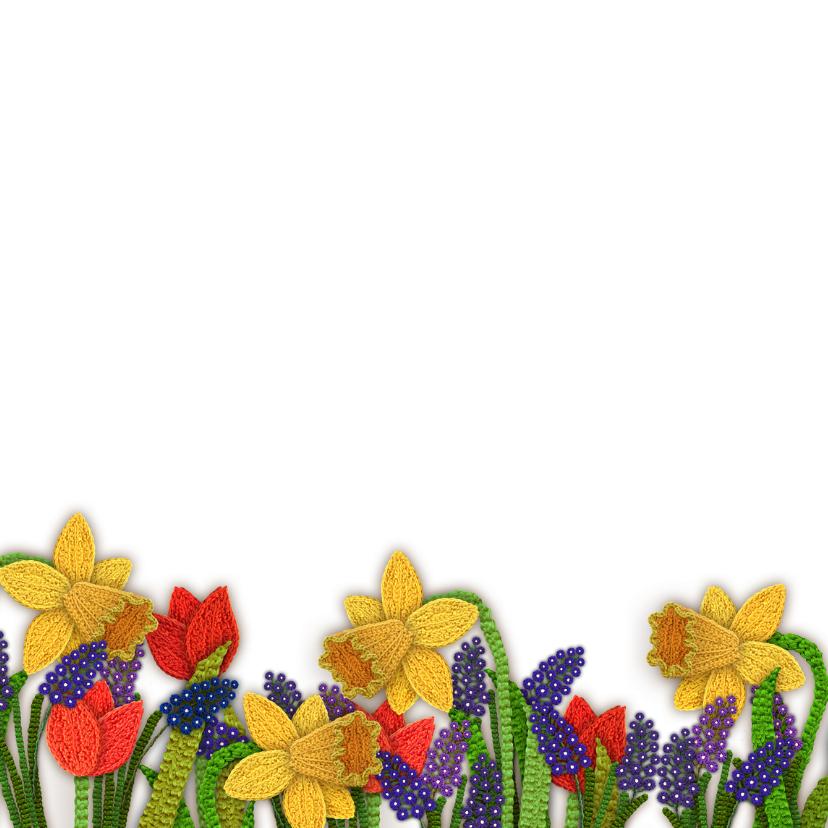 YVON jubileumkaart lente voorjaar 25 2