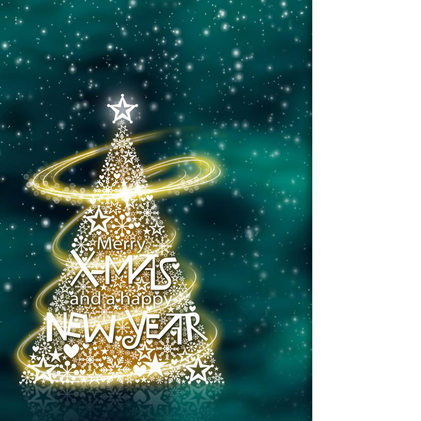 YVON kerstboom zakelijk blauw 2
