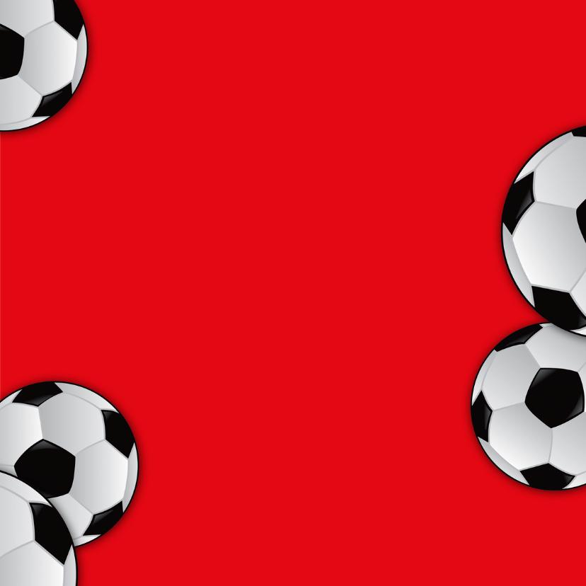 YVON voetbal eigen foto medaille 3